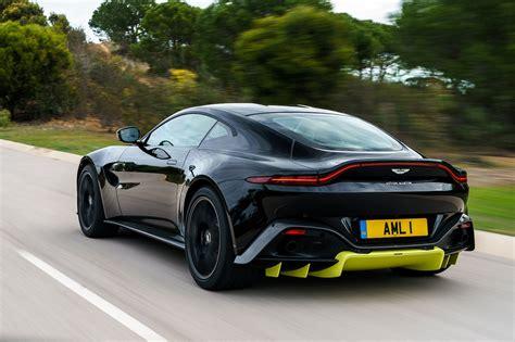 Aston Martin 2019 : 2019 Aston Martin Vantage First Drive