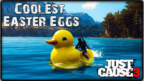 Duck Boat Easter Egg by Just Cause 3 Best Coolest Quot Easter Eggs Quot Stargate