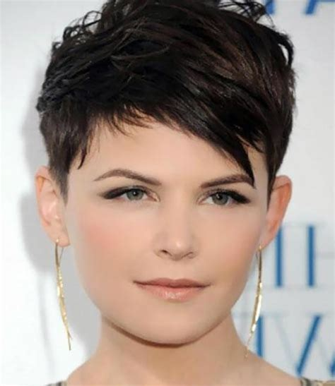 ideas  short hairstyles  high cheekbones