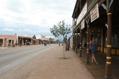 tombstone arizona usa the exhibition list