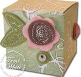 video tutorial mds project boxes stampin