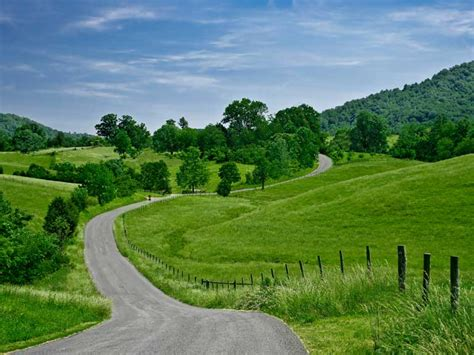 Tips for driving on country roads - Saga