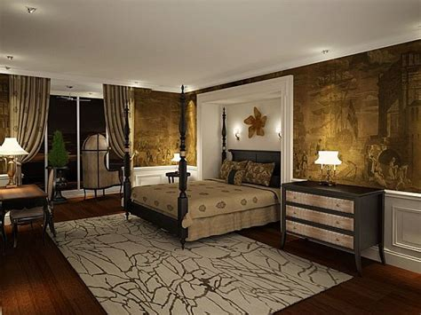 decorate  wall   bed