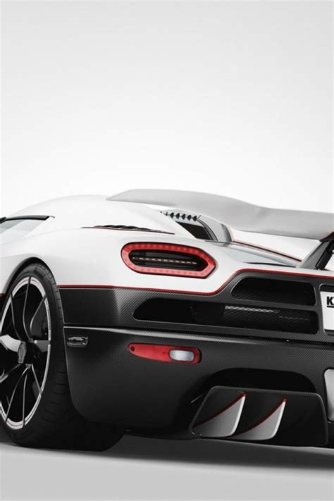 koenigsegg one wallpaper iphone 640x960 koenigsegg agera r rear angle iphone 4 wallpaper