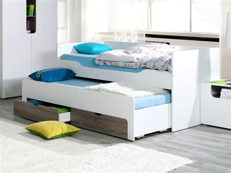 trundle beds with storage modern trundle bed mattress for guest the 17585