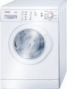 Machine A Laver 7kg : bosch wae24166ff lave linge 7kg a achat vente ~ Premium-room.com Idées de Décoration