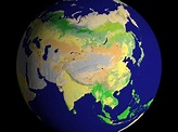NASA Visible Earth: New Land Cover Classification Maps
