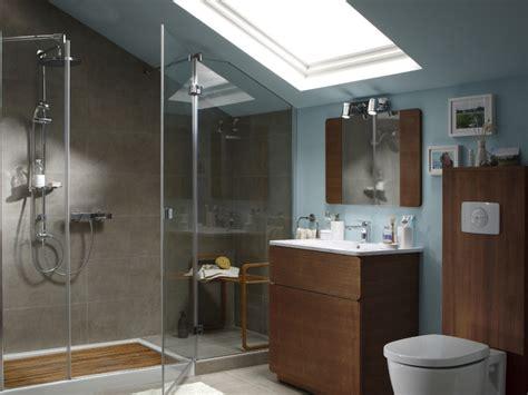 bains de si e salle de bains sous les combles un espace de bien être