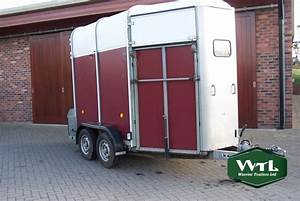 Ifor Williams 505 Horse Trailer  U2013 2003  U2013 Sold  U2013 Warrior