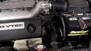 04 Accord 6spd V6 Transmission Fluid Change