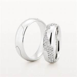 pair of platinum 6mm wedding rings by christian bauer from With wedding rings pair