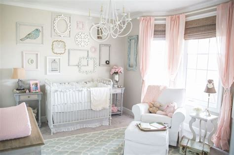 50 Inspirational Pink Green Baby Room Ideas