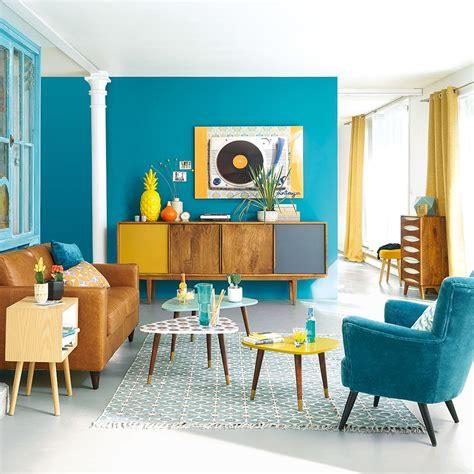 Retro Livingroom by Retro Print Trending Living Room Inspiration