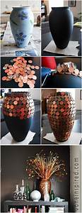 20, amazing, diy, projects, you, can, do, with, old, pennies