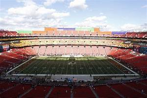 The Curse Of Fedex Field  Why The Hokies Have No Luck In