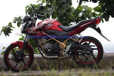 Modifikasi Motor Cb 150 R by Kumpulan Gambar Modifikasi Honda Cb 150 R Terbaru Dengan