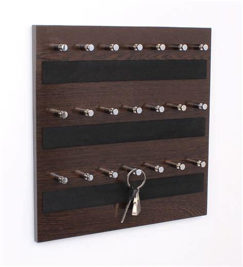 regis wall mounted key chain holder board skywood wenge
