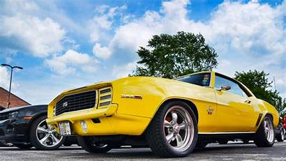 Camaro Ss 1969 Chevrolet Wallpapers Chevy