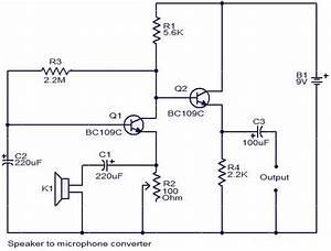 Microphoneconvertorcircuit U202c
