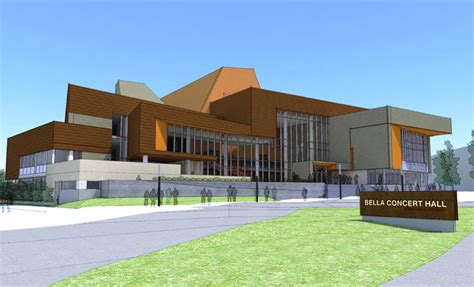 The Gauntlet  Mru To Open New Performing Arts Centre