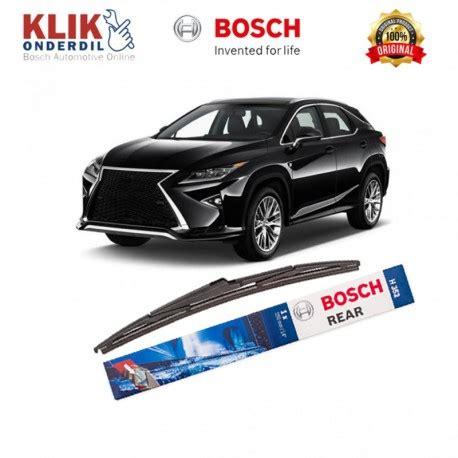 Gambar Mobil Lexus Rx by Bosch Rear Wiper Kaca Belakang Mobil Lexus Rx 350 Rock