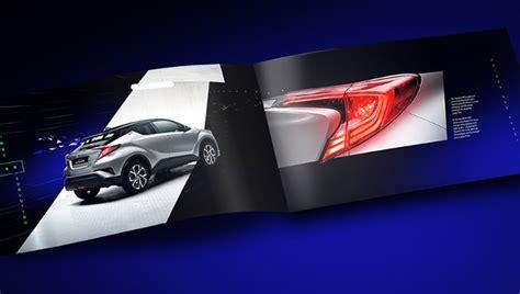 car brochure design psd vector eps jpg