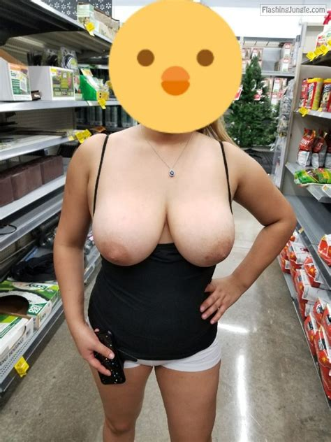 Flashing Jungle Flashing Store Pics Public Supermarket