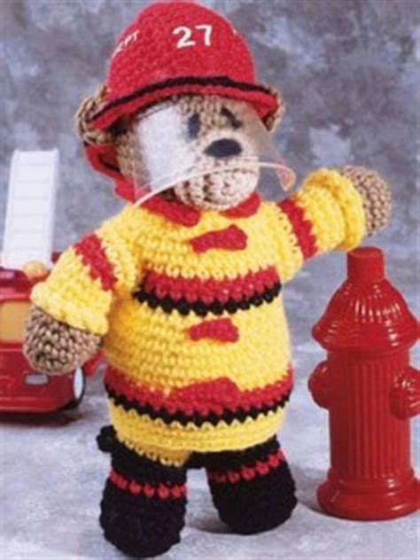 bears crochet patterns grandmothers pattern book