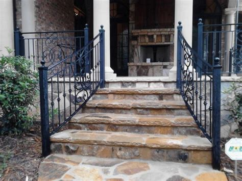 Decorative Outdoor Handrails To Add The Beauty Of The