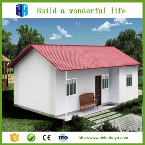 small luxury eps prefab modern ready made steel house 3 bedrooms design quality prefabricated
