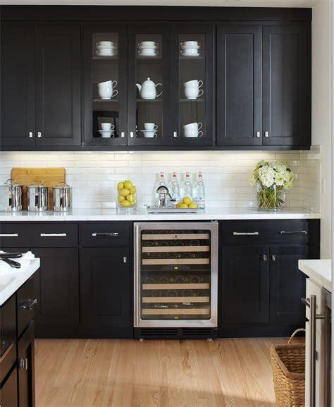 black kitchen cabinet paint most popular cabinet paint colors 4692