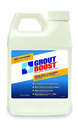 grout boost 174 grout additive for sanded and unsanded grout