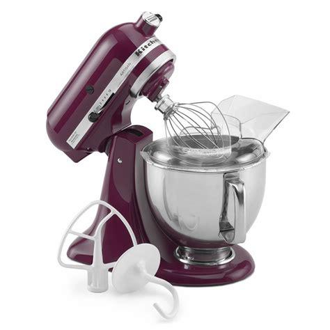 kitchen aid accessories kitchenaid ksm150psby 10 speed stand mixer w 5 qt