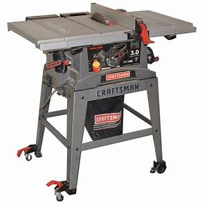 Craftsman Table Saw With 3 0 Hp   Ebth