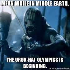 Orc Meme - 58 best images about uruk hai on pinterest