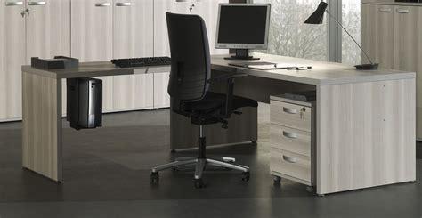 meuble bas de bureau grand bureau d angle professionnel meuble entreprise