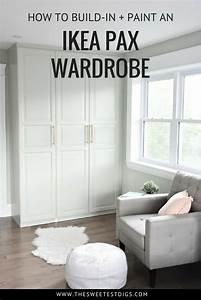 Ikea Pax Schranktüren : get a stunning closet with this ikea pax hack diy ~ Eleganceandgraceweddings.com Haus und Dekorationen