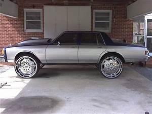 Bossnc919 1982 Chevrolet Caprice Specs  Photos