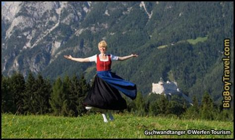 The hills are alive… with the sound of music! Salzburg Sound of Music Movie Film locations Tour Map ...