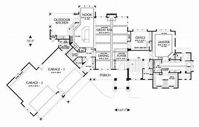 Plan Plans Floor Story Basement Walk Main
