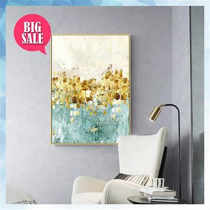 Paintings Canvas Abstract Acrylic Painting