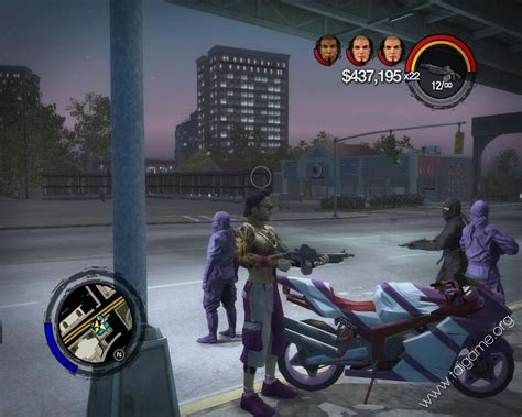 saints row    full games arcade action
