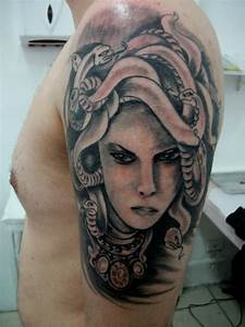 Medusa Tattoos and Designs| Page 61