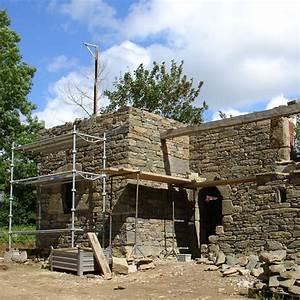 Construction Maison En Pierre : faire construire sa maison en pierre maison fran ois fabie ~ Melissatoandfro.com Idées de Décoration