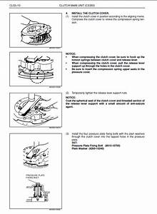 Hino Fd1j  Gd1j  Fg1j  Fl1j  Fm1j Engines Workshop Manual Pdf