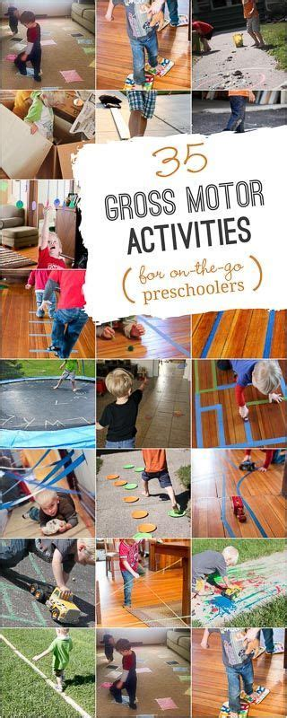 gross motor activities gross motor and activities for 959 | 8e87af9eca8ec31adc75664cd50649bb