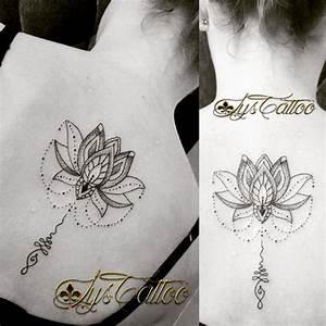 Fleur Lotus Tatouage : 91 best images about tatouages tattoos by ~ Mglfilm.com Idées de Décoration