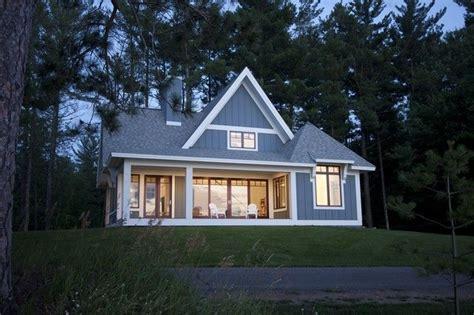 big windows lots of light minimalist cottage plans