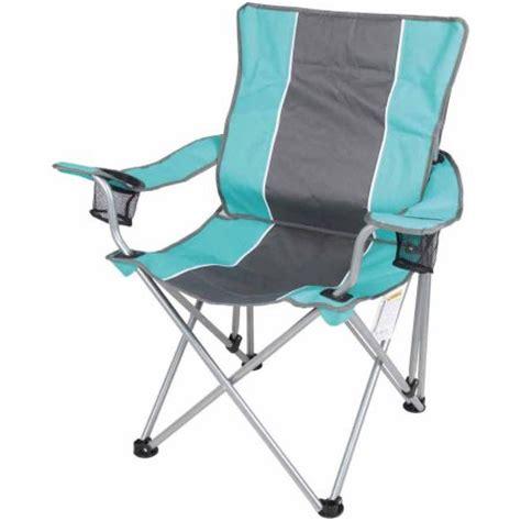 Ozark Trail Reclining Cing Chairs by Ozark Trail Oversized Lumbar Chair Walmart