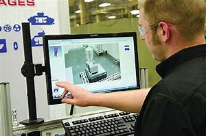 Cmm Reduces Manual Inspection  Increases Efficiency